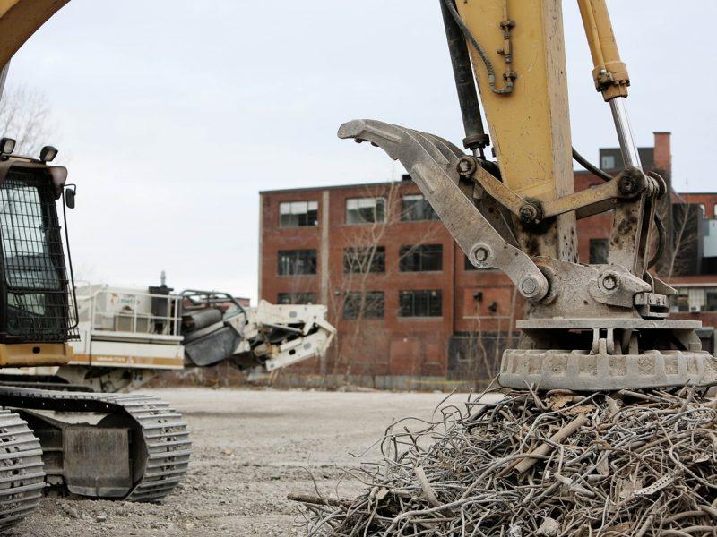 Mieux gérer ses déchets de chantier : un engagement à respecter
