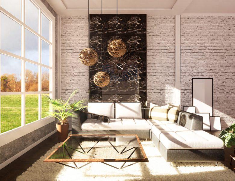 Conseils de designers pour faciliter la décoration d'un plan d'étage ouvert