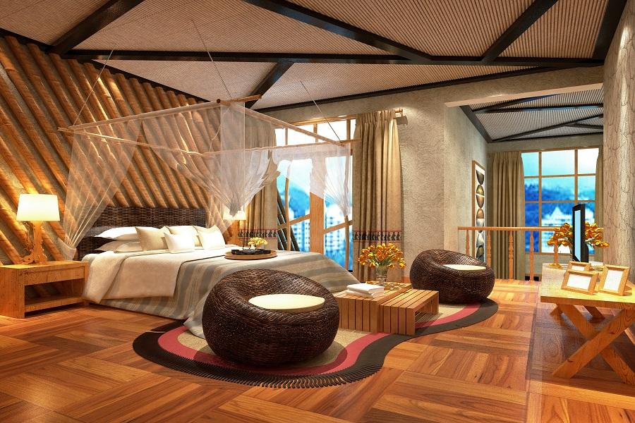 Adoptez le style asiatique dans votre chambre